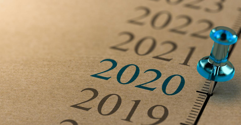 2020年总结
